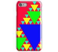 Red Green Blue iPhone Case/Skin