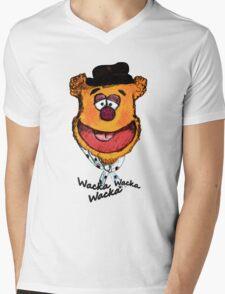 Wacka Wacka Wacka Mens V-Neck T-Shirt