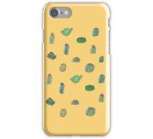 Comical Cacti iPhone Case/Skin