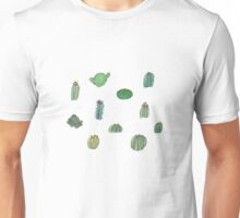 Comical Cacti Unisex T-Shirt