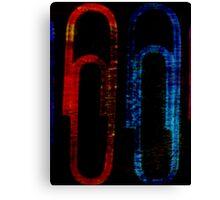 Neon - Digital Art  Canvas Print
