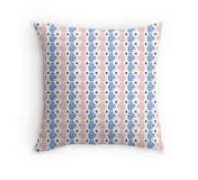 More Squirrel Friends in the 2016 Pantone Colors of the Year Throw Pillow