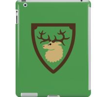 LEGO Castle - Forestmen / Dark Forest Shield iPad Case/Skin
