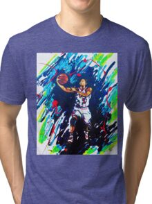 Derricks Rose Chicago Bulls Tri-blend T-Shirt