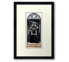Baker Street Holiday Framed Print