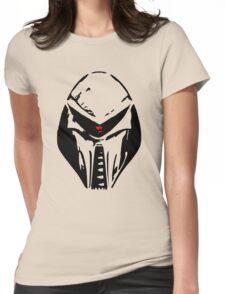 Battlestar Galactica Design - Cylon Centurion Womens Fitted T-Shirt