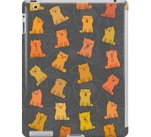 Ginger Kittens iPad Case/Skin