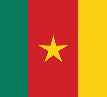 Cameroon by wickedcartoons
