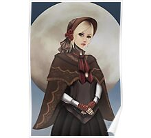 Bloodborne - The Doll Poster