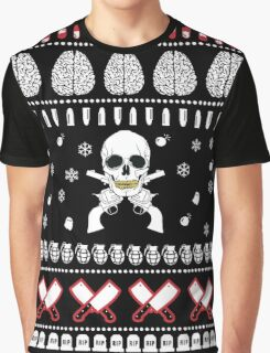 Ho Ho Horror! Graphic T-Shirt