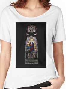 Stain Glass Art Women's Relaxed Fit T-Shirt