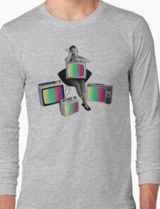 Color Long Sleeve T-Shirt