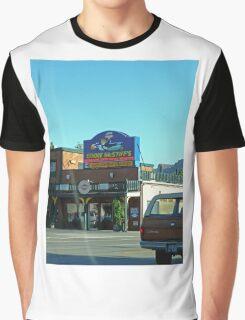 Eddie McStiffs, Moab, Utah Graphic T-Shirt