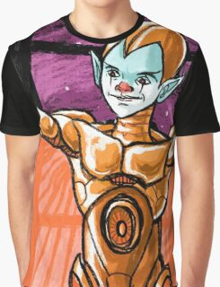 silverhawks copper kidd Graphic T-Shirt