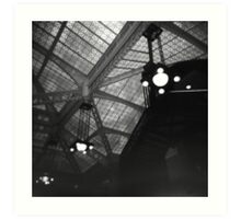 The Rookery Art Print