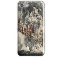 Watching the Norm iPhone Case/Skin