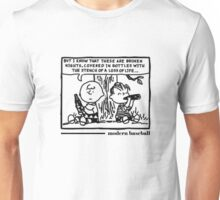 Modern Baseball // Charlie Brown *cleaner version* Unisex T-Shirt
