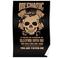I'm a Mechanic Poster