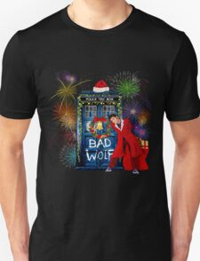 Happy New year from 10th Doctor Unisex T-Shirt