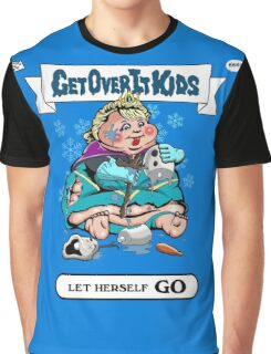 Get Over It Kids-Let Herself Go Graphic T-Shirt