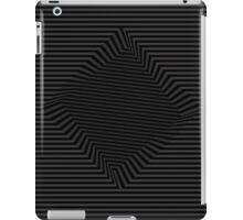 Op Art Zoom Cube iPad Case/Skin