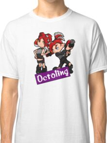 Team Octoling (Eng) Classic T-Shirt