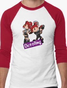 Team Octoling (Eng) Men's Baseball ¾ T-Shirt