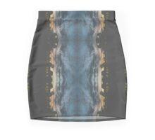 Striped Sunset Mini Skirt
