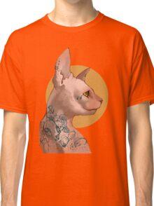 Tattoo Sphinx Cat Classic T-Shirt