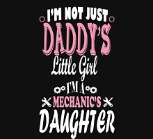 Mechanic's Daughter Womens Fitted T-Shirt
