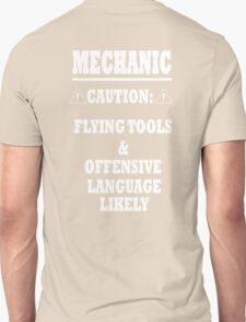 Mechanic Funny T-Shirt