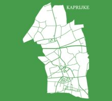 Kaprijke Wit One Piece - Short Sleeve