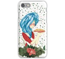Good morning Christmas Cookies!  iPhone Case/Skin