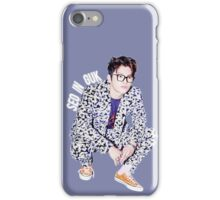 Seo In Guk iPhone Case/Skin