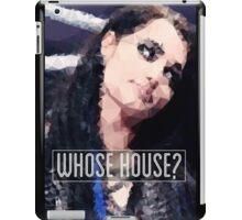 Whose House? iPad Case/Skin