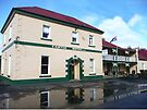 Castle Hotel, Bothwell, Tasmania by Margaret  Hyde