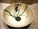 bathroom sink, Chobe Safari Lodge, Botswana 2 by Margaret  Hyde