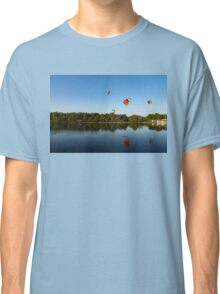 Flying Away in a Balloon... Classic T-Shirt