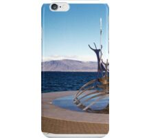 Viking ship, Reykjavik, Iceland iPhone Case/Skin
