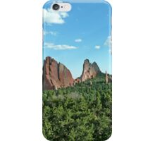 Garden of the Gods, Colorado, USA iPhone Case/Skin