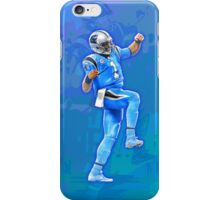 Cam Newton Dab #4 iPhone Case/Skin