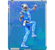 Cam Newton Dab #4 iPad Case/Skin