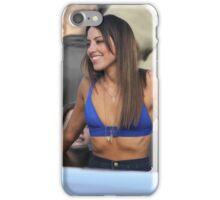 Aubrey Plaza - Color - 2 iPhone Case/Skin