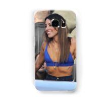 Aubrey Plaza - Color - 2 Samsung Galaxy Case/Skin