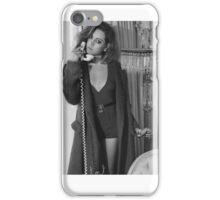 Aubrey Plaza - Color - 4 iPhone Case/Skin