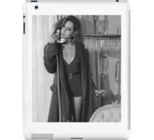 Aubrey Plaza - Color - 4 iPad Case/Skin