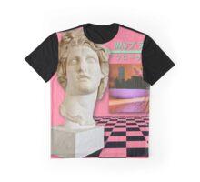 Floral Shoppe Macintosh Plus Graphic T-Shirt
