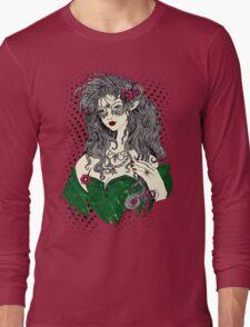 Beautiful Elf Princess Long Sleeve T-Shirt