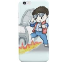 Plush To The Future iPhone Case/Skin
