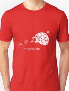 Thanks Ants.  Thants. (White) T-Shirt